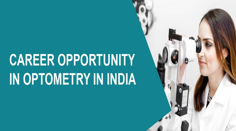 Career in optometry